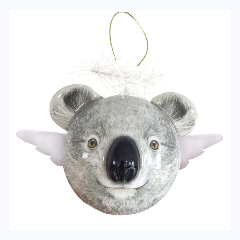 koala bauble angel australia