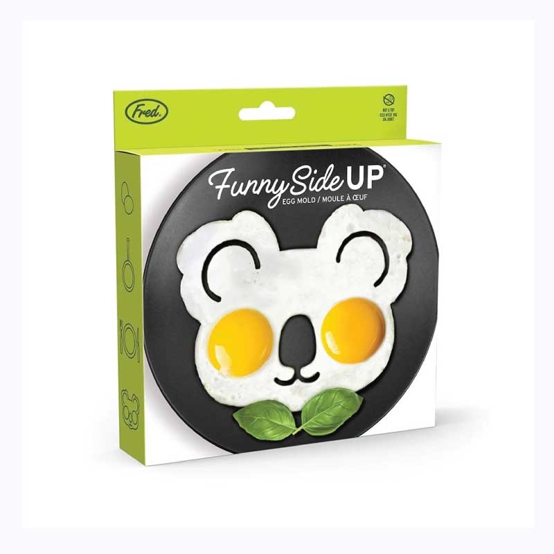koala funny side up egg cooker