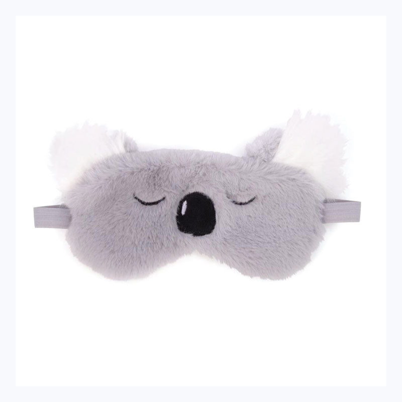 koala mask eyes closed