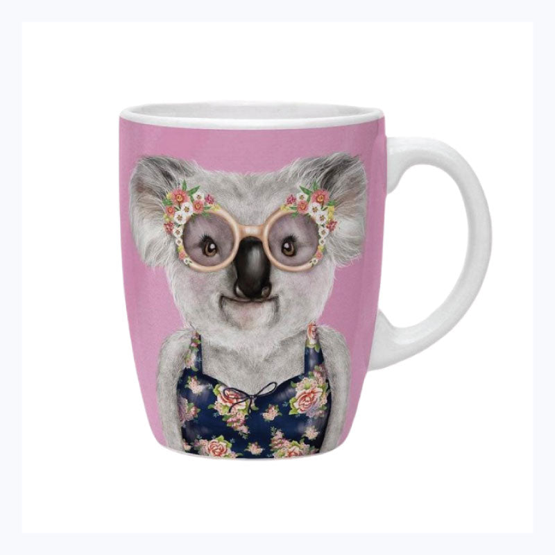 koala mug sunshine bather