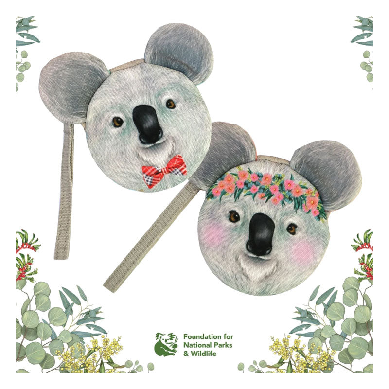 koala purses bob and barb gift set australia