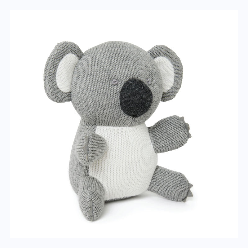 koala toy knitted