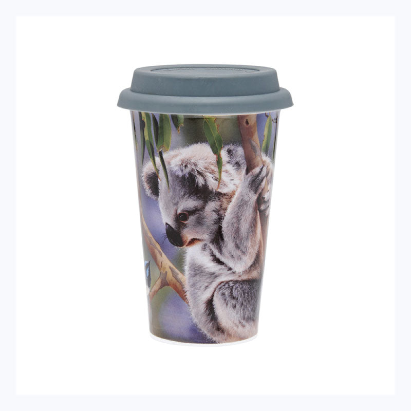 Ceramic Coffee Mug - Koala and Wren
