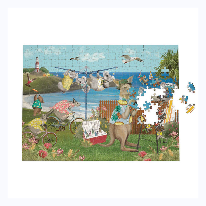 la la land jigsaw puzzle festive holiday