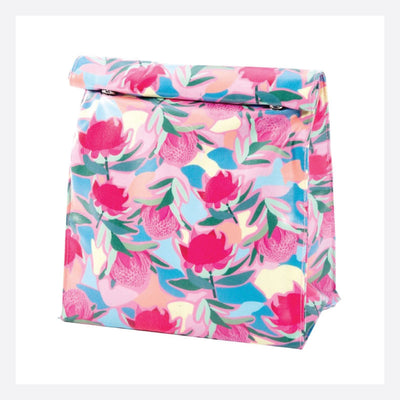 insulated-lunch-bag-pink-waratah