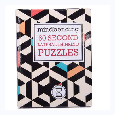 60 seconds lateral thinking puzzles lagoon