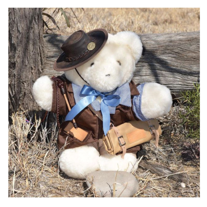 tambo teddy mr stockman made in Australia