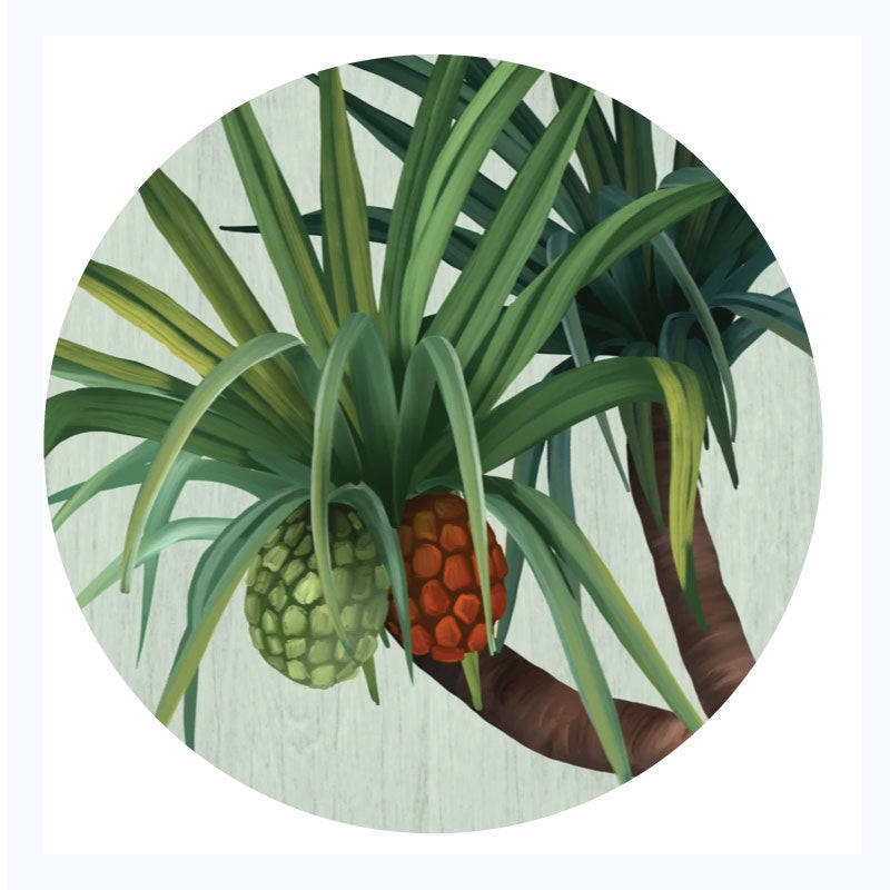 placemat iluka pandanus tree australian made