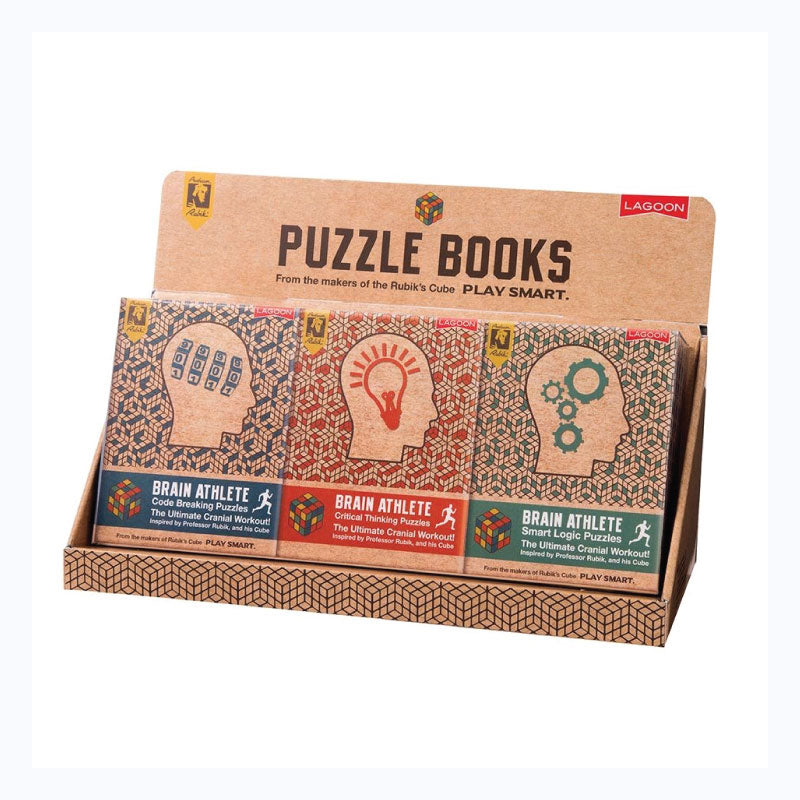 puzzle books for lockdown brain athlete rubiks