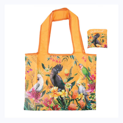 Reusable Shopper Bag Floral Paridiso