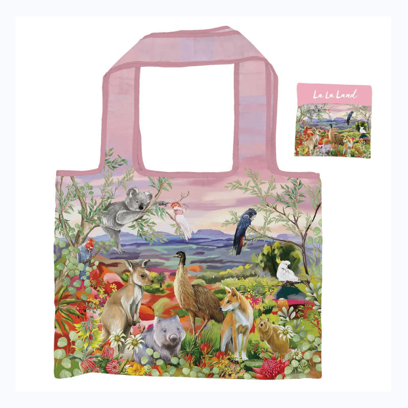 reuseable shopper bag nature dwellings