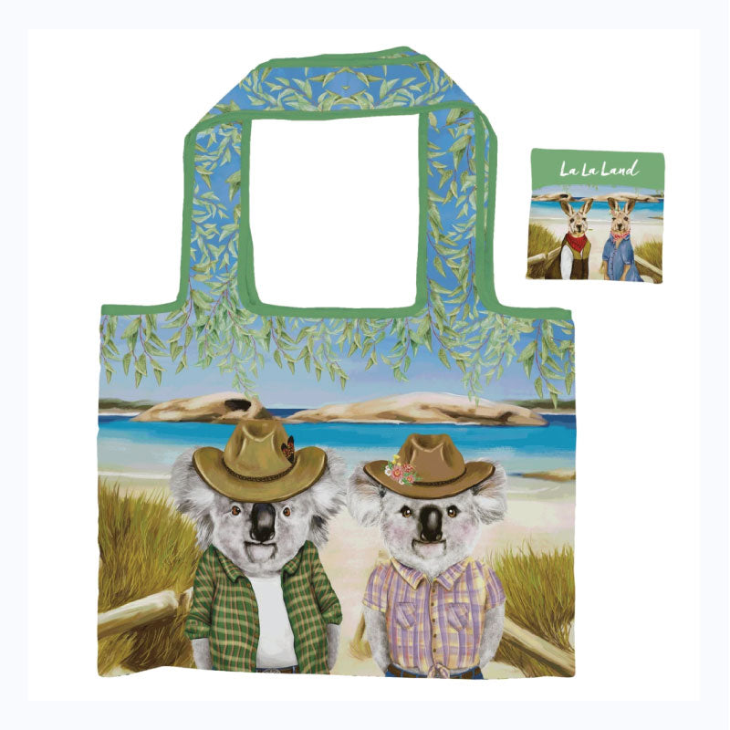 reuseable shopper bag sunny outback