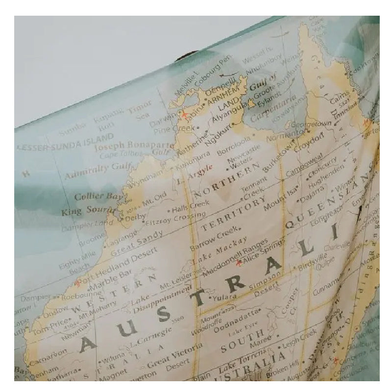 Scarf - Map of Australia