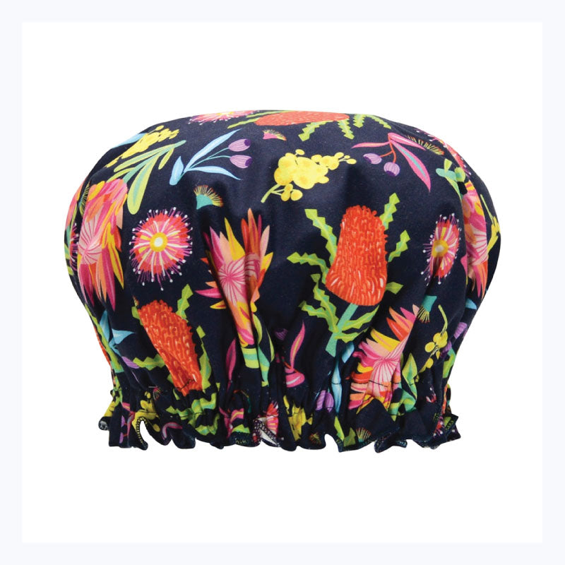 shower cap aussie flora australian made gifts online