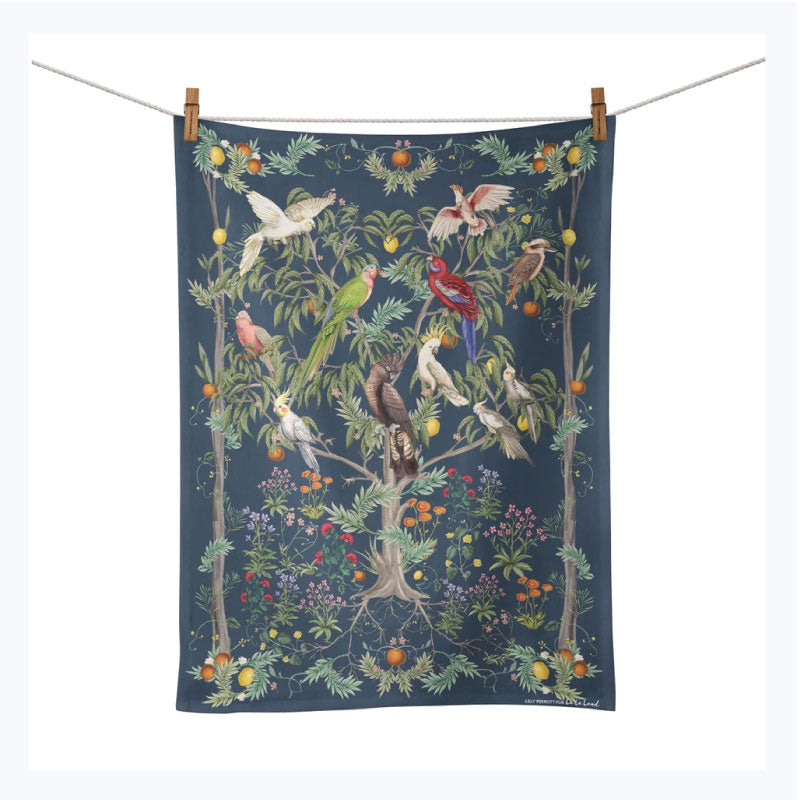Tree Of Life Tea Towel