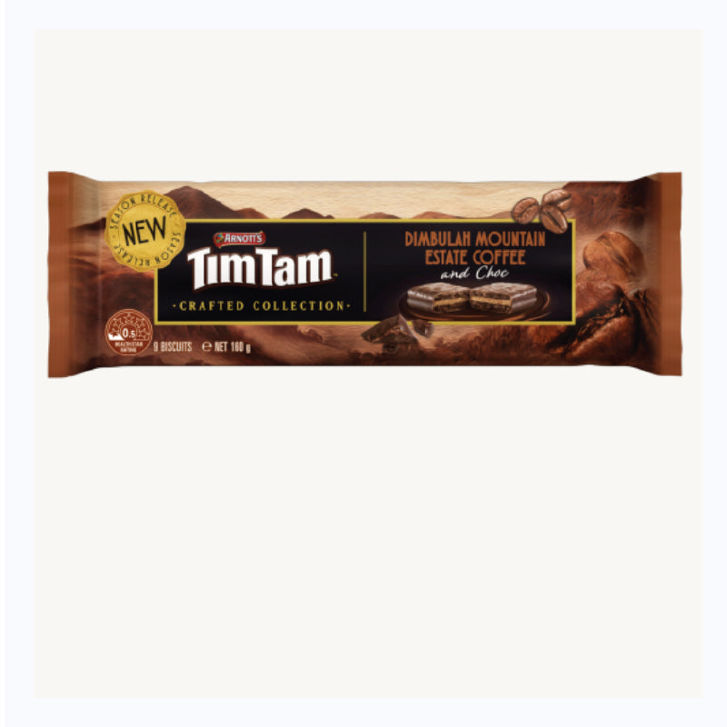 Tim Tam Crafted - Dimbulah Mountain Estate Coffee