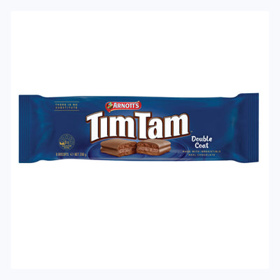 Double Coat Tim Tams