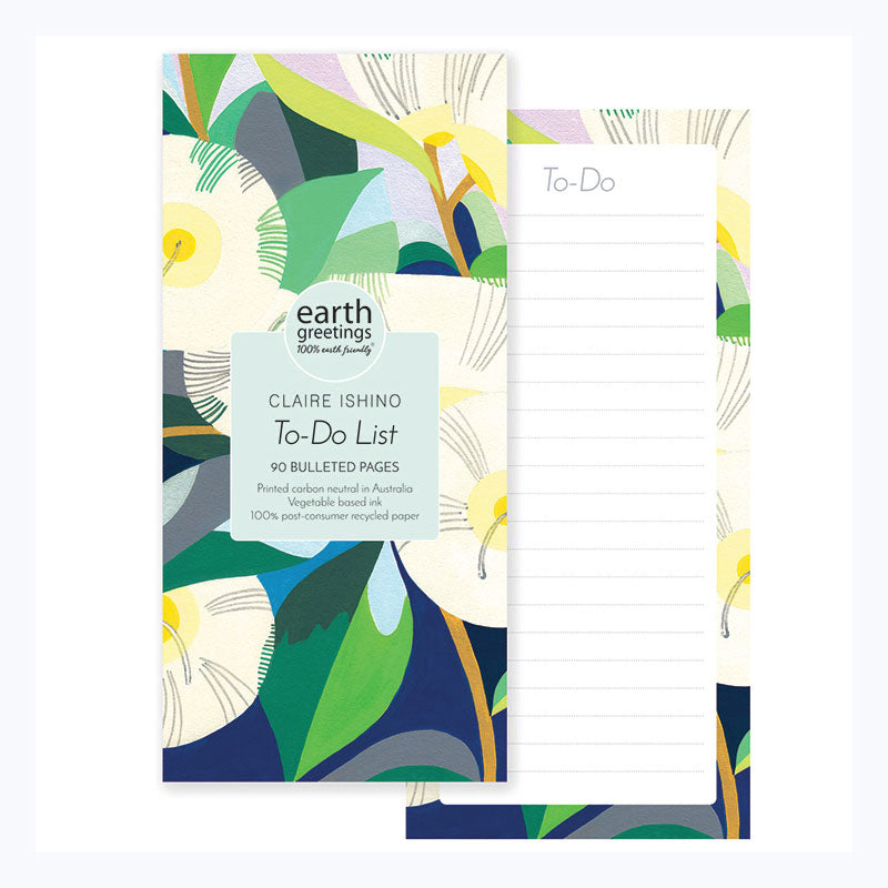 To Do List - Lemon Scented Gum