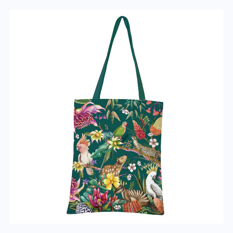 Tote Bag- Exotic Paradiso