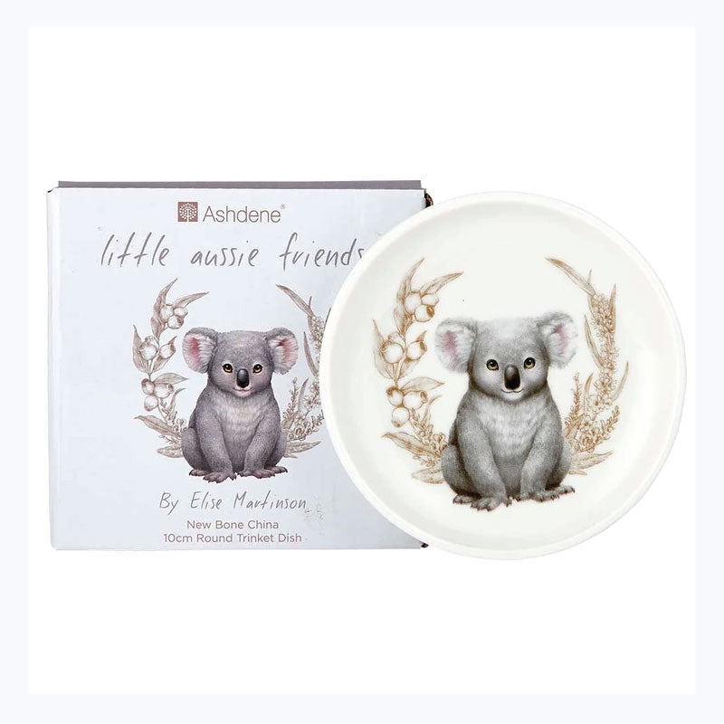 Trinket Dish Koal Little Aussie Friend Colleciton