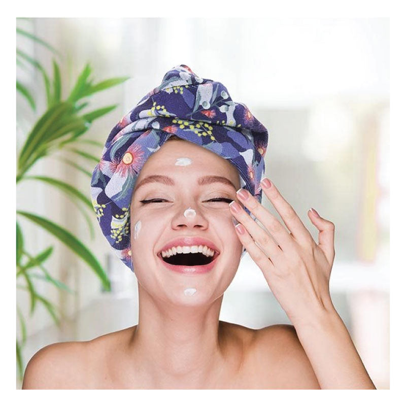 Turban Towel - Botanical Collection