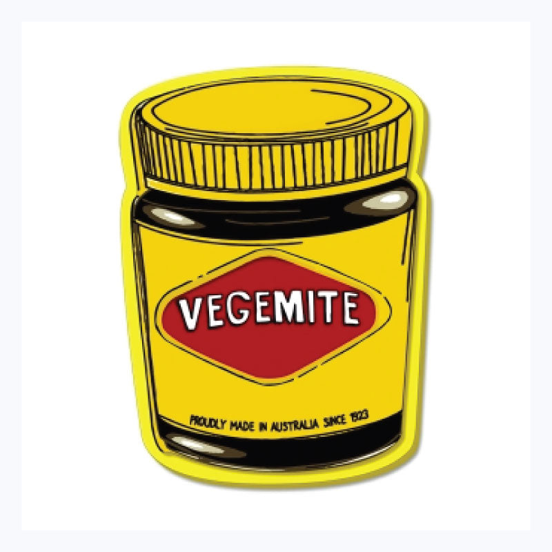 vegemite magnet licenced product