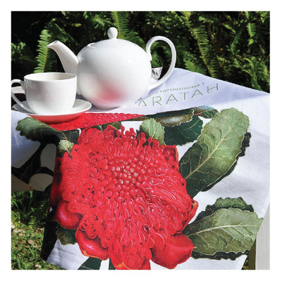 waratah-tea-towel