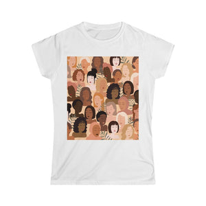 Open image in slideshow, Women of Colour Tee (Slim fit)