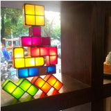 Tetris Stackable LED Night Light