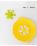 Multi-Use Silicone Lid Spill Stopper