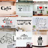 Decorative Kitchen Wall Stickers