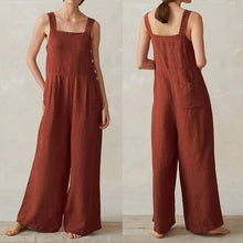 Load image into Gallery viewer, Wide Leg Romper