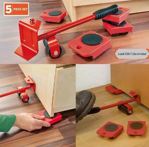 【 Free Shipping】Easy Furniture Lifter Mover Tool Set