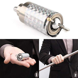 Pocket Portable Metal Telescopic Staff