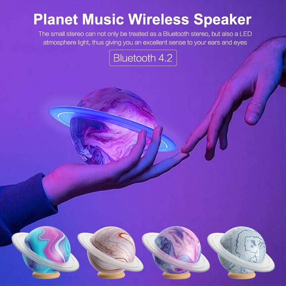 🔥🔥2020 NEW PRODUCT🔥🔥PLANERMUSIC™ Bluetooth Portable Speaker