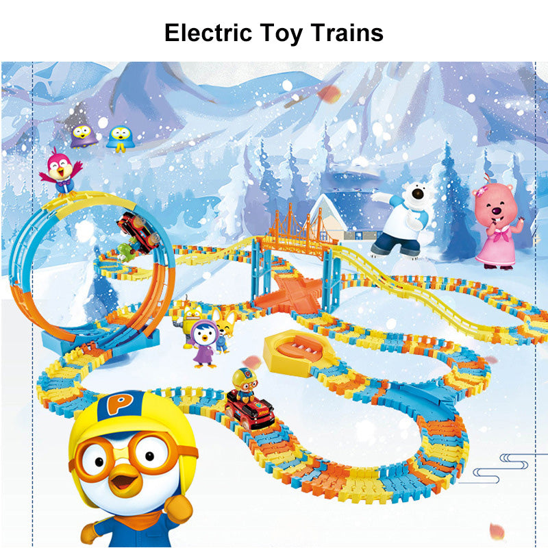 Electric Toy Trains