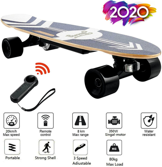 The Newest 2020 Electric Skateboard.