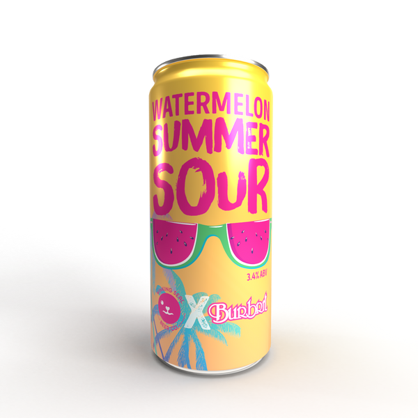 Watermelon Summer Sour