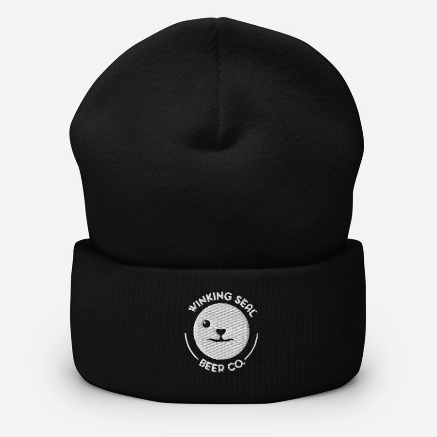 Winking Seal Beer Co.™ Cuffed Beanie
