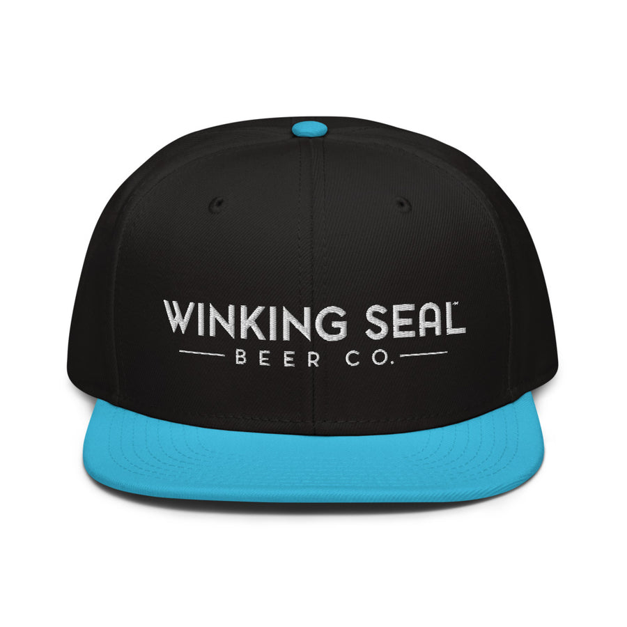 Winking Seal Beer Co.™ Snapback Hat