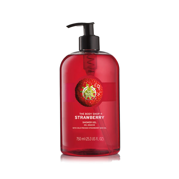 Gel de Ducha Fresa 750ML