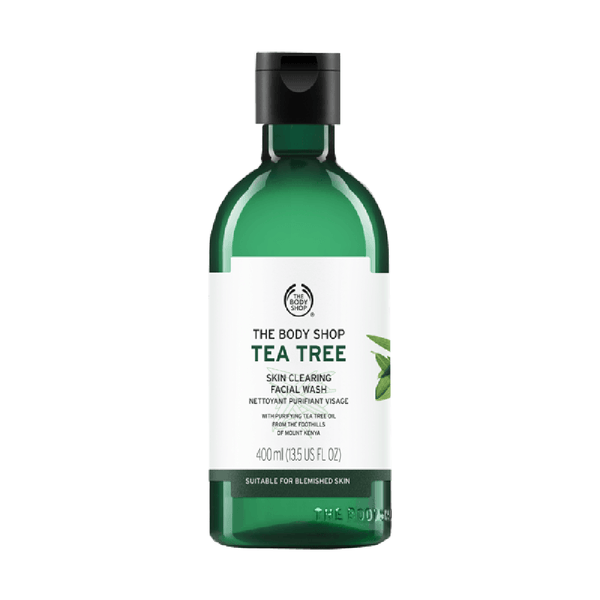 Limpiador Facial Tea Tree