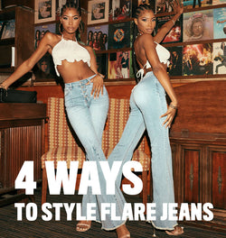 FLARE JEANS BLOG
