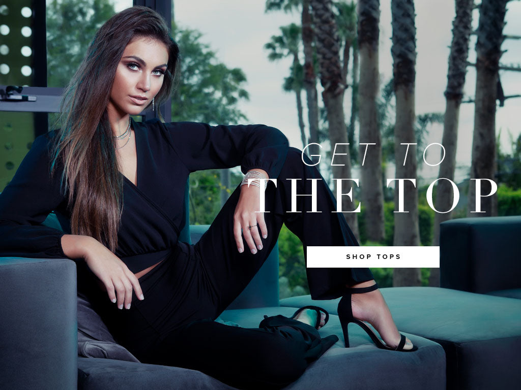 Tops · Shop The Collection