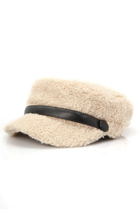 I'm Sherpa Fit Hat - Ivory