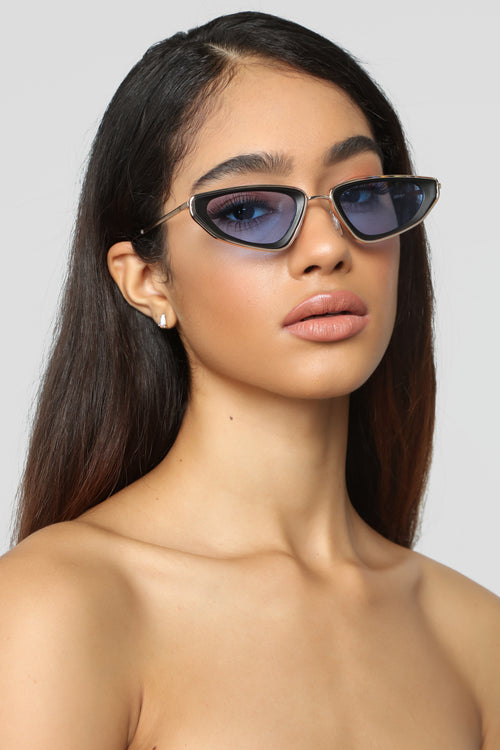Lead The Way Sunglasses - Black 44963861f9