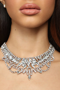 I Like What I Like Necklace - Silver