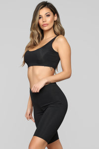Krazy For Koko 3 Piece Set - Black