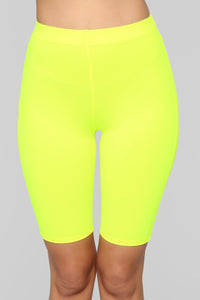 Krazy For Koko 3 Piece Set - Neon Yellow