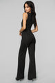 The Very Beginning Jumpsuit - Black